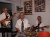 Lennart, Sven-Erik & Kurt i kaffestugan