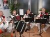 Uno, Helge, Christer & Leif i kaffestugan